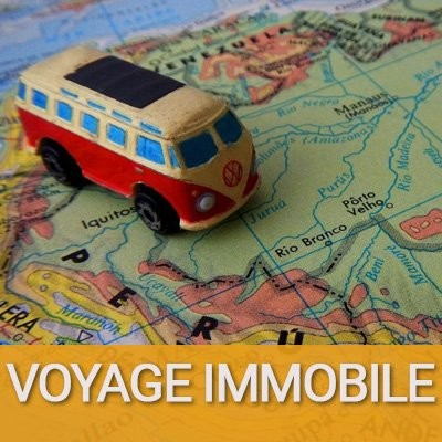 Image of the show Voyage Immobile