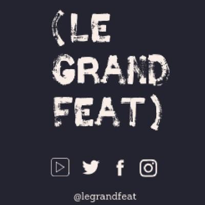 Le Grand Feat x Yudimah cover