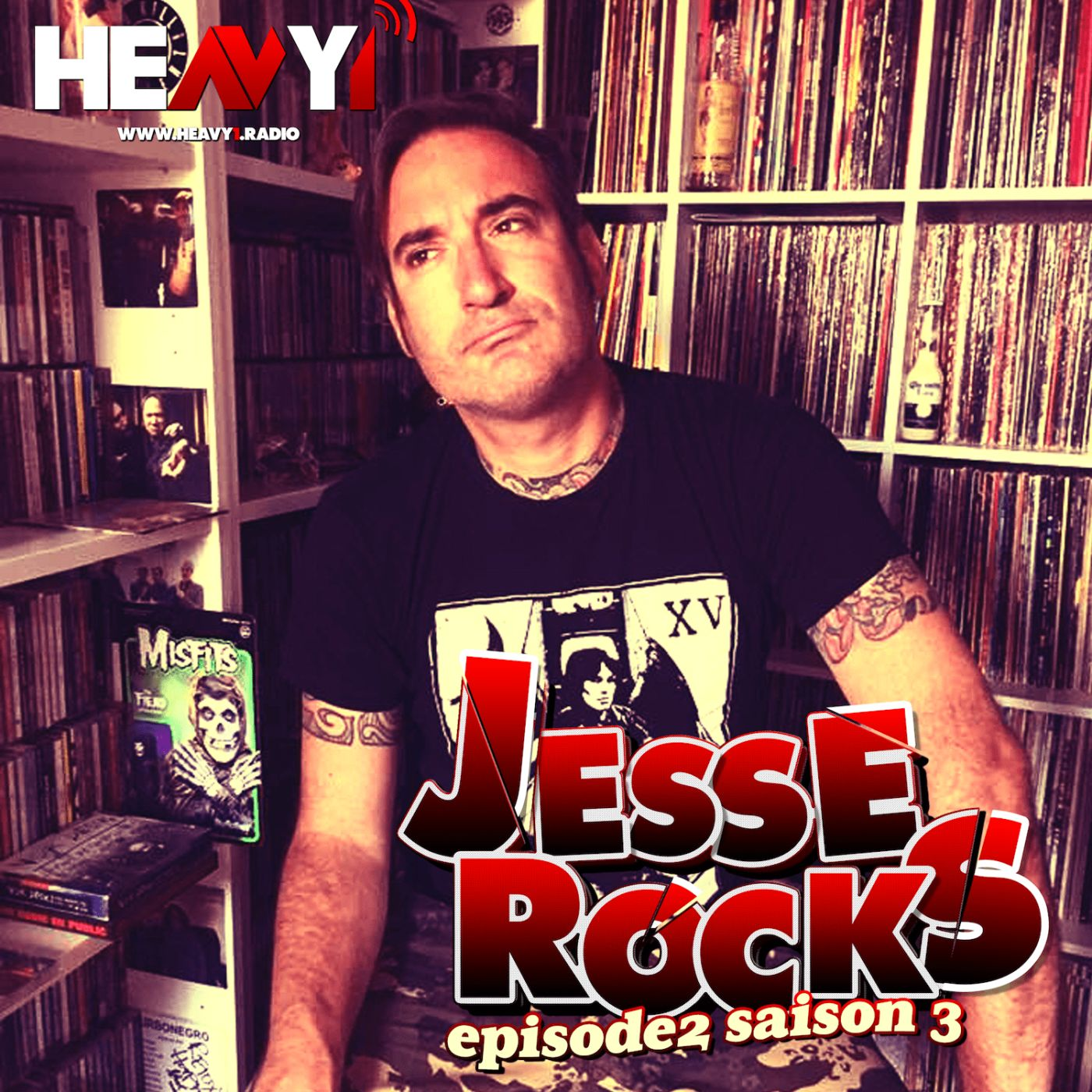 Jesse Rocks #02 Saison 3