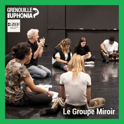 Image of the show Le Groupe Miroir - Radio Grenouille et la Scène nationale du ZEF