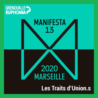 Traits d'Union.s by Radio Grenouille #5 : Diane Pigeau / Elena Khurtova / Marie Isle Bourlanges / Andrew Graham et Beatrice Pedra cover