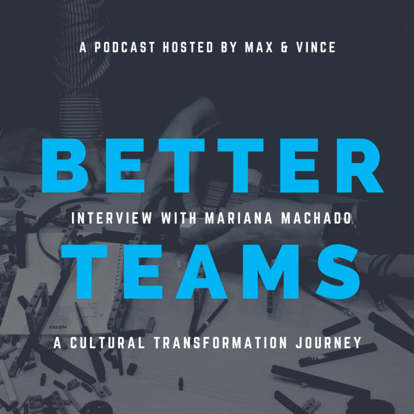 A Cultural Transformation Journey - Interview With Mariana Machado