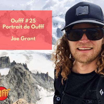 Oufff #25 - Portrait de Oufff - Joe Grant cover