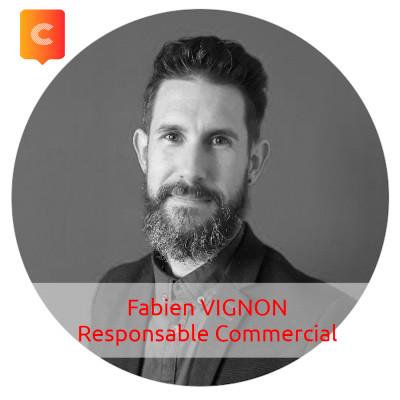 S01E08 - Fabien VIGNON - Responsable Commercial et Associé - Koban CRM cover