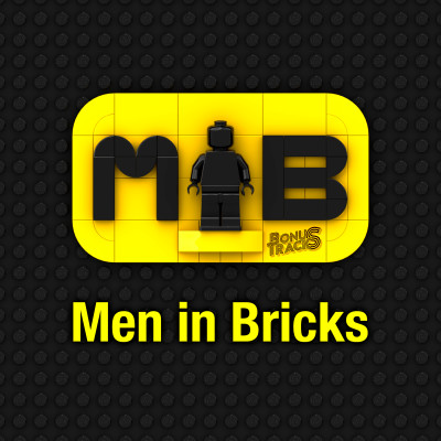 Men in Bricks #13 - !MIB Talk Show! cover