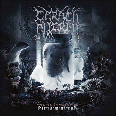 213Rock Podcast Harrag Melodica Interview with Ardek of Carach Angren New album Frankensteina Strataemontanus  09 07 2020 cover