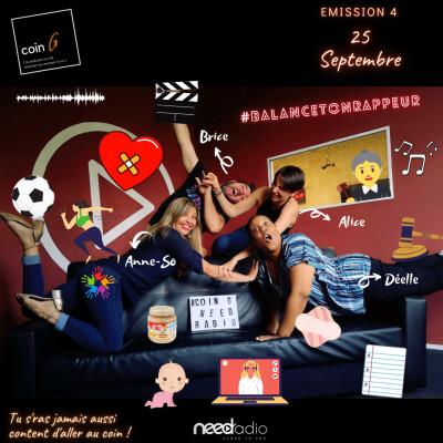 Coin G (avec Anne-So, Déelle et l'équipe) (25/09/20) cover