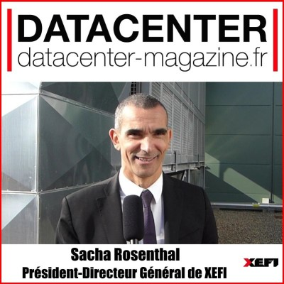 Interview de Sacha Rosenthal, XEFI cover