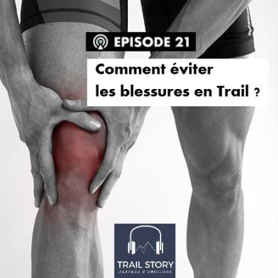 Comment éviter les blessures en Trail ? cover