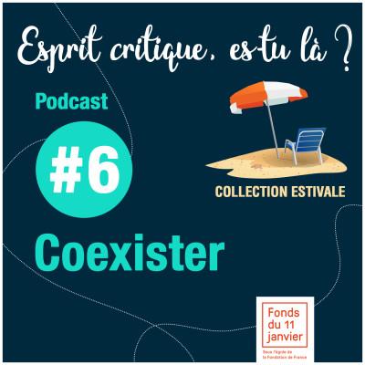 Série été - E06 -Fonds du 11 -Coexister cover