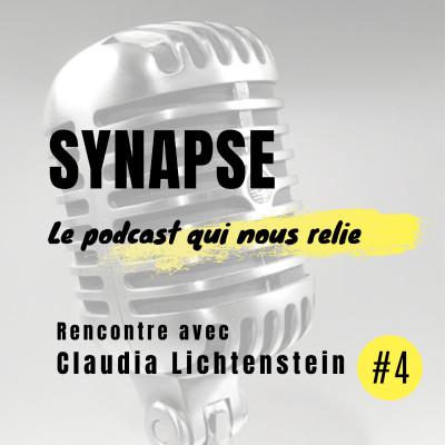 Rencontre avec Claudia Lichtenstein cover
