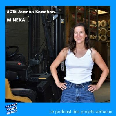 015 Joanne Boachon - MINEKA ou comment démocratiser le réemploi de matériaux cover