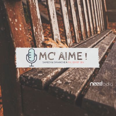 MC' Aime - Mamie Luger de Benoit Philippon, prix des lecteurs de la Ville d'Antony (02/06/19) cover
