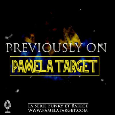 Hors SERIE- Previously dans Pamela Target cover