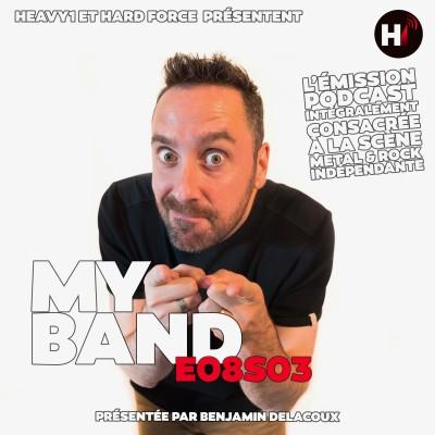 MyBand • Episode 8 Saison 3 cover