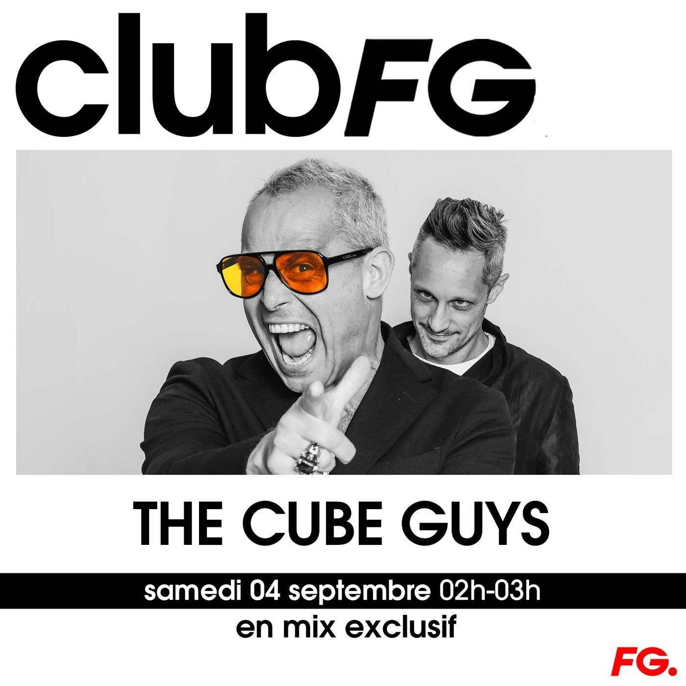 CLUB FG : THE CUBE GUYS
