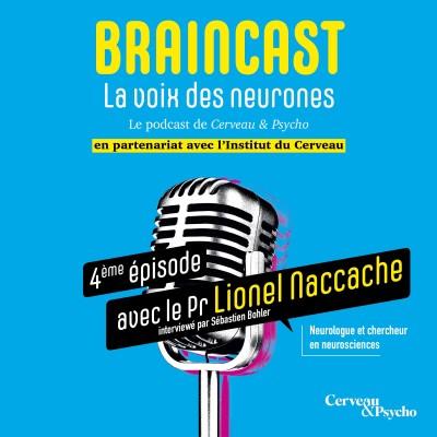 """Lionel Naccache : """"Notre cerveau est le maître de l'illusion"""" cover"""