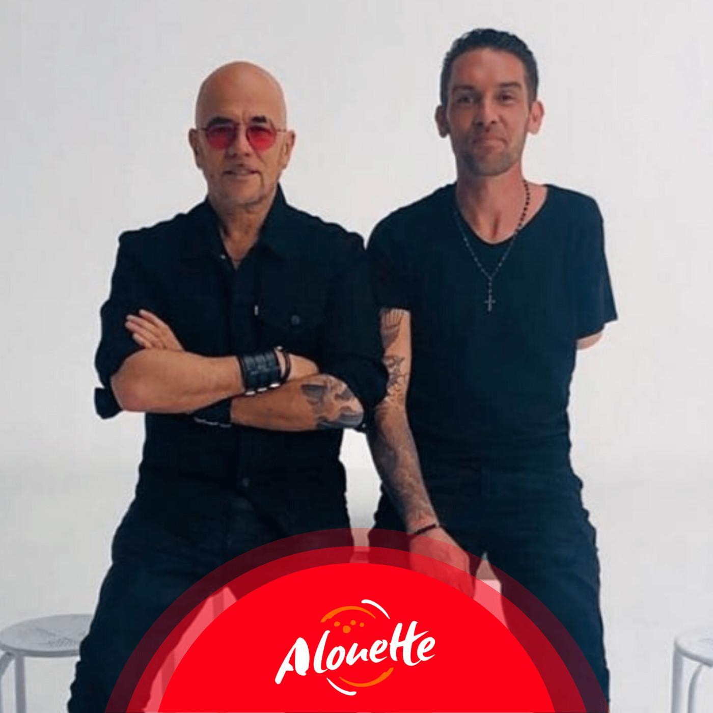 """""""On n'est pas seul sur la Terre"""" avec Pascal Obispo et Nicolas Lacambre"""