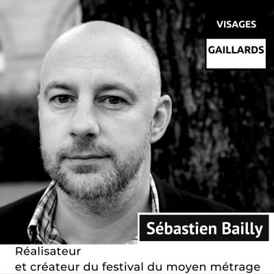 Sébastien Bailly - Réalisateur et créateur du festival du moyen métrage cover
