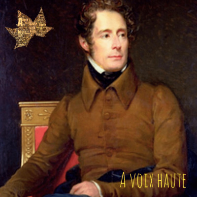 Alphonse De Lamartine - Le Vallon - Yannick Debain. cover
