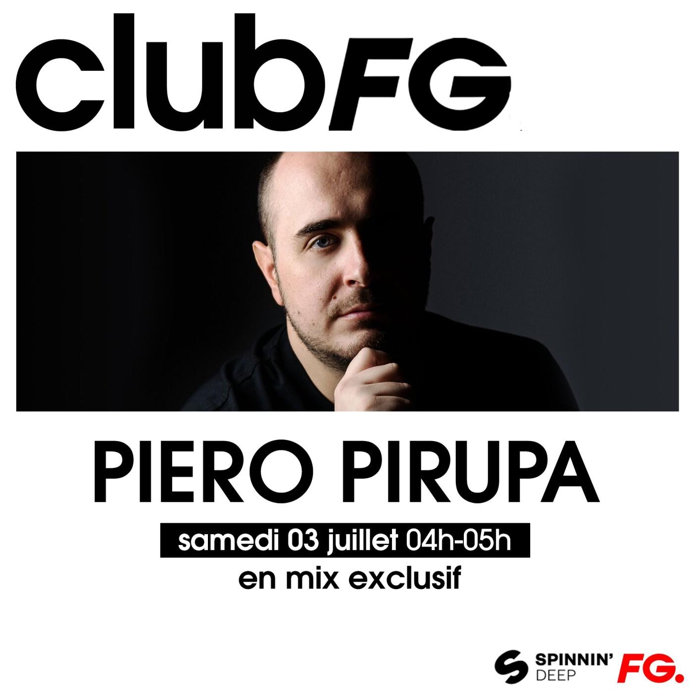 CLUB FG : PIERO PIRUPA