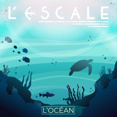 L'Escale #12 - L'Océan cover