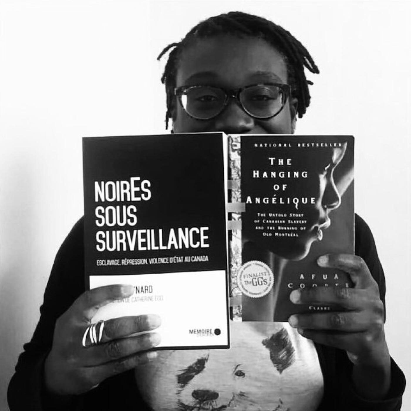 #10 – Alexandra Pierre / NoirEs Sous Surveillance & La Pendaison d'Angélique