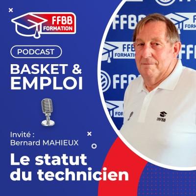 BASKET & EMPLOI : Le statut du Technicien cover
