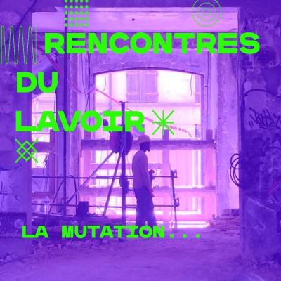 La mutation.. cover