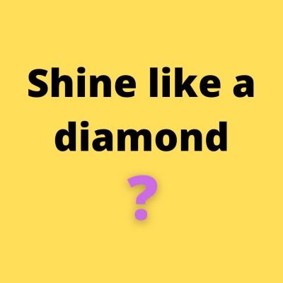 Press Play épisode 17 - Shine like a diamond cover
