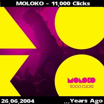 MDAM - 17 Years Ago - 11,000 clicks sorti le 26 juin 2004 avec Debrophy cover