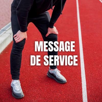 Message de service_Challenge PLS cover