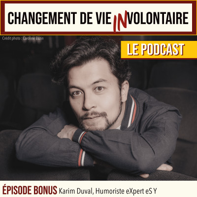 EPISODE BONUS: Karim Duval, Humoriste Expert Es Y cover
