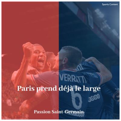 Paris prend déjà le large cover