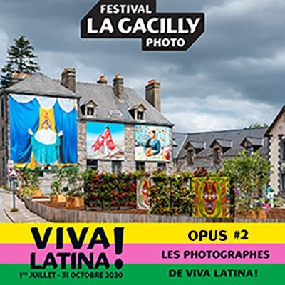 #2 - VIVA LATINA - Volet 1. Cyril DROUHET, commissaire. cover