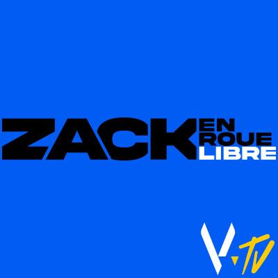 Zack en Roue Libre cover