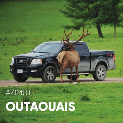 Outaouais au Québec cover