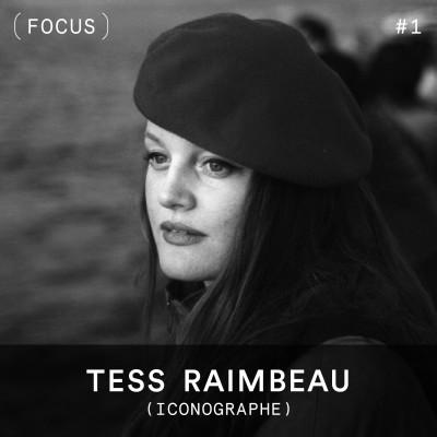 FOCUS #1 - Tess Raimbeau (iconographe) cover