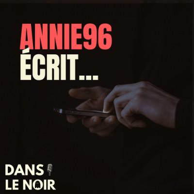 Annie96 est en train d'écrire... cover