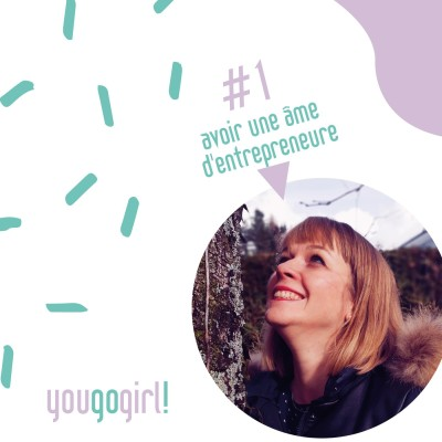 image #1 Avoir une âme d'entrepreneure ! ITW Aurélie Bérard - PARTIE 1