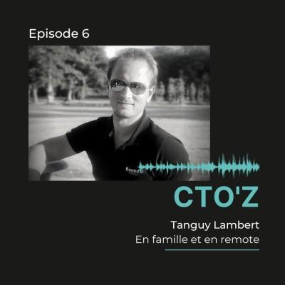 CTO'z #6 Tanguy Lambert - Cofondateur et CTO de BoondManager cover