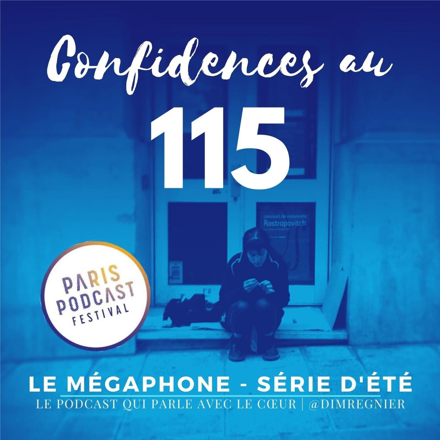Confidences au 115 - Ép. 03 : Des Fleurs sur le Bitume