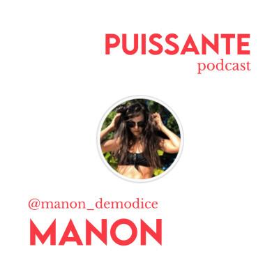 Manon - @manon_demodice cover