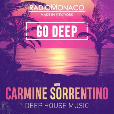 Carmine Sorrentino - Go Deep (12-06-21) cover