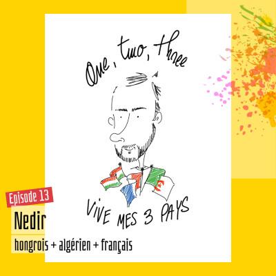 #13 - Nedir : « Ce que j'aime en France, c'est les Français » cover