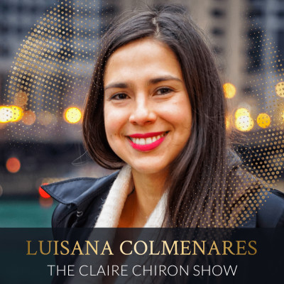13. The Art of Solo Traveling & How It Transforms Your Daily Reality with Luisana Colmenares cover