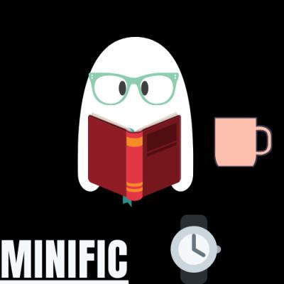 Minific : Le Monsieur à la Fenêtre cover