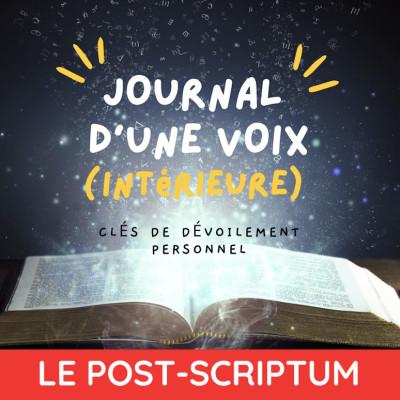 #2 bis Post-Scriptum : Comment se connecter à sa voix intérieure ? cover