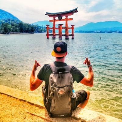GreenWoodAntony est revenu plus serein du Japon - Globe Trotter 12 04 - Mars 2021 - StereoChic Radio cover