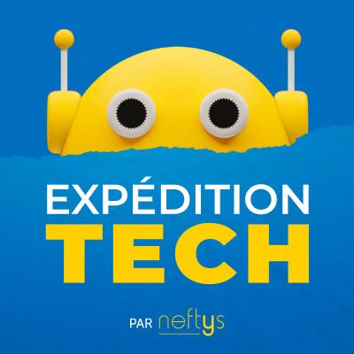 Départ imminent pour Expédition Tech cover